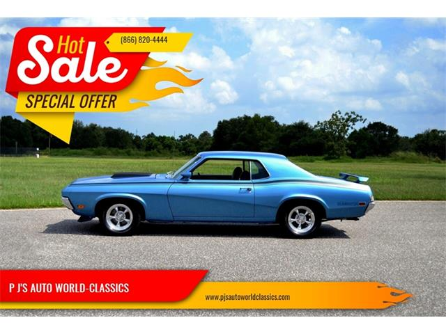 1970 Mercury Cougar (CC-1254024) for sale in Clearwater, Florida