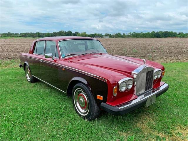 1979 Rolls-Royce Silver Shadow (CC-1254058) for sale in Carey, Illinois