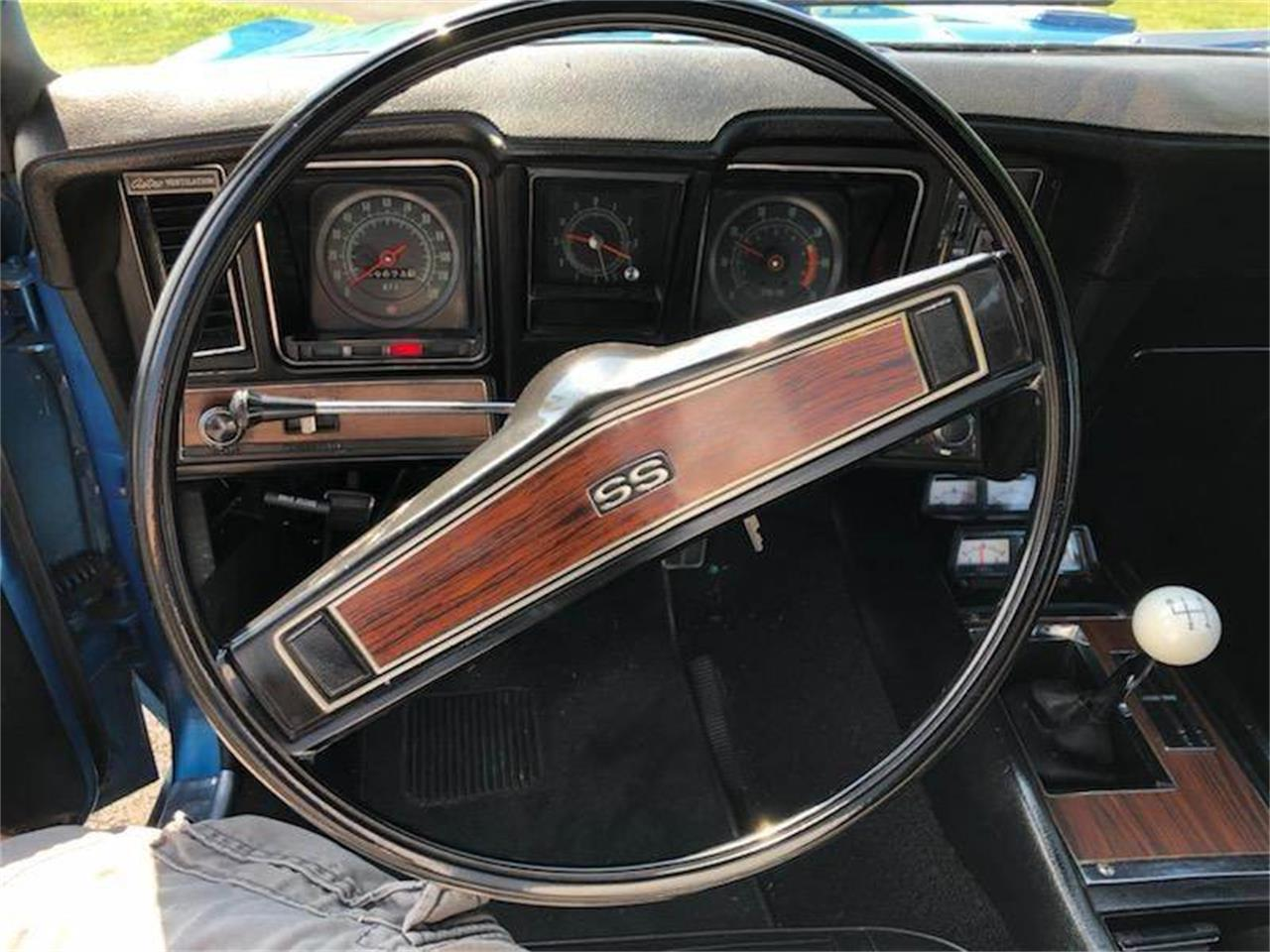 1969 Chevrolet Camaro SS (CC-1254065) for sale in Clarksburg, Maryland