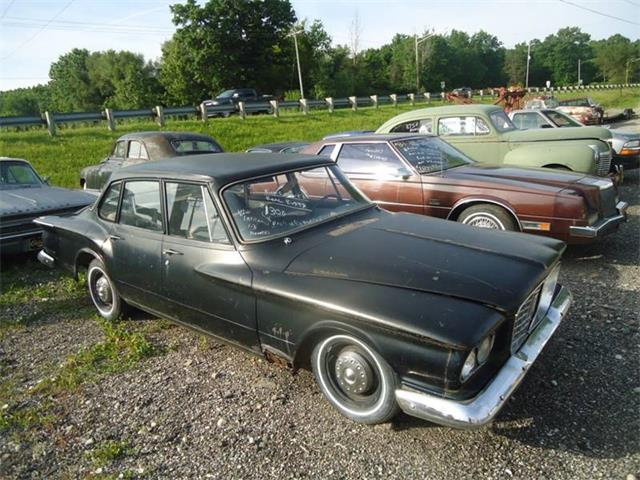 1962 Plymouth Valiant (CC-1254066) for sale in Jackson, Michigan