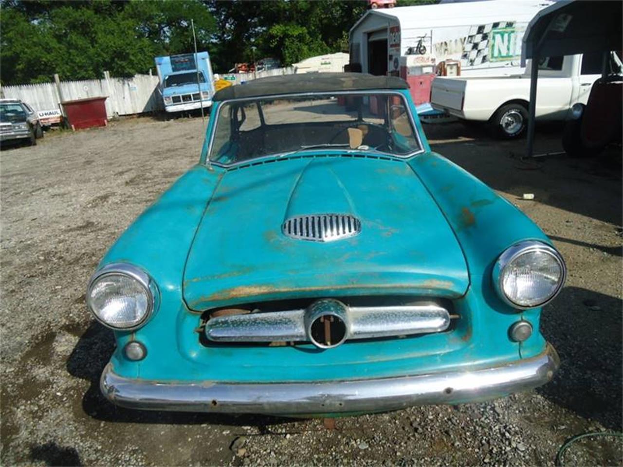 1954 Nash Metropolitan (CC-1254070) for sale in Jackson, Michigan