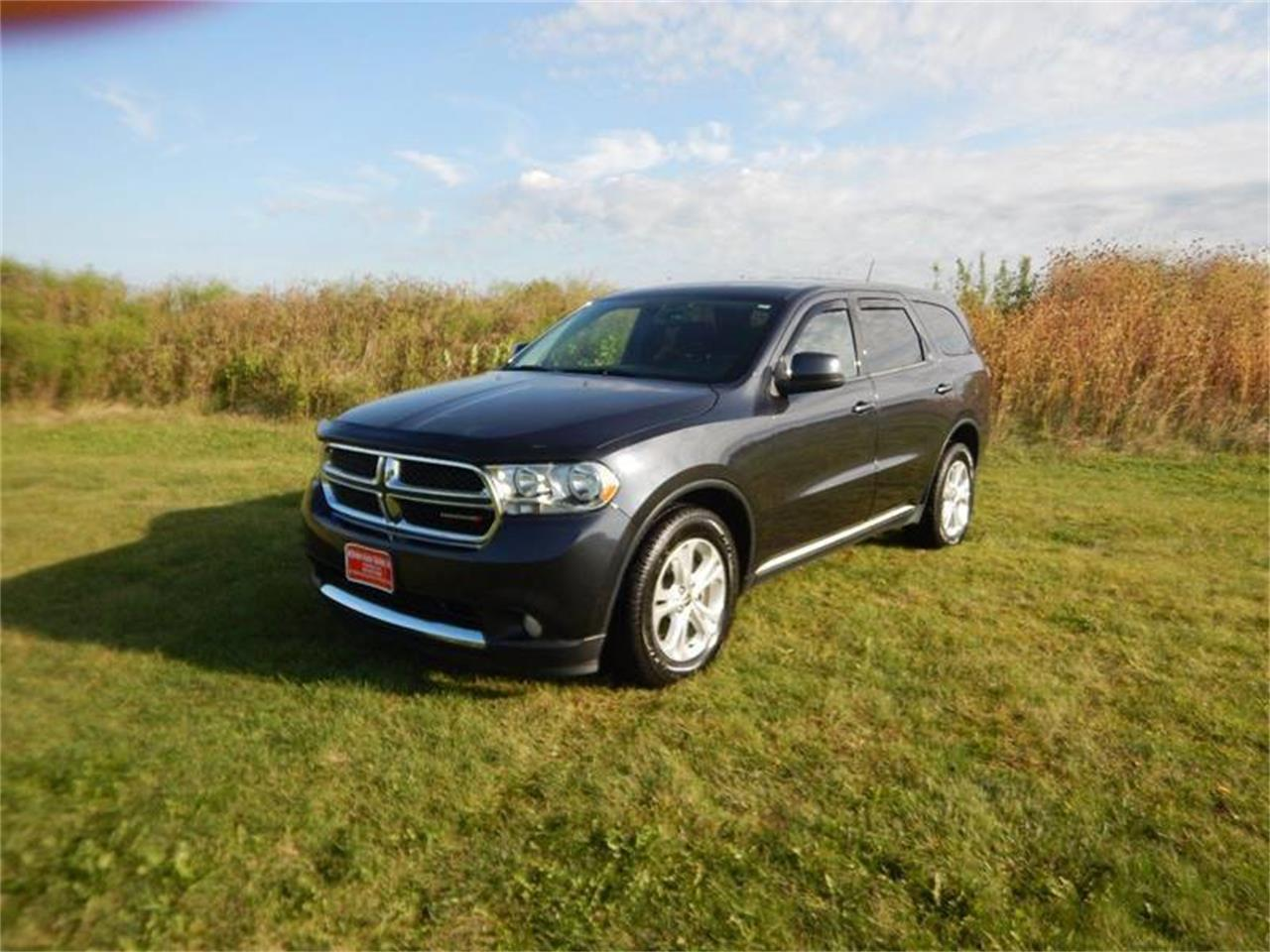 for sale 2013 dodge durango in clarence, iowa cars - clarence, ia at geebo