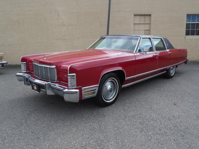 1976 Lincoln Continental (CC-1254107) for sale in Tacoma, Washington