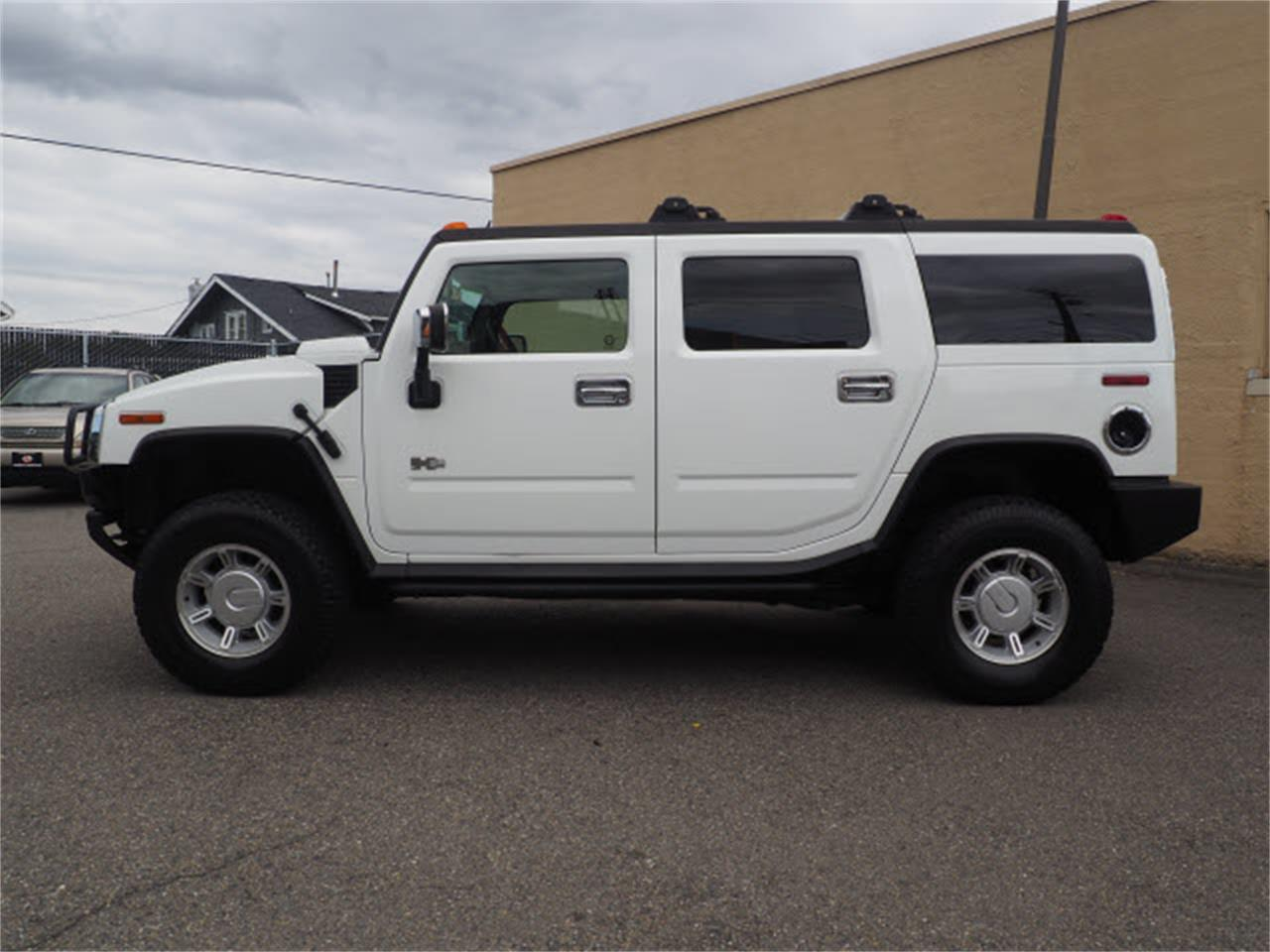 2005 Hummer H2 (CC-1254108) for sale in Tacoma, Washington