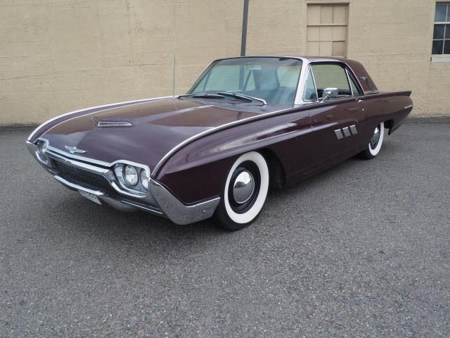 1963 Ford Thunderbird (CC-1254116) for sale in Tacoma, Washington