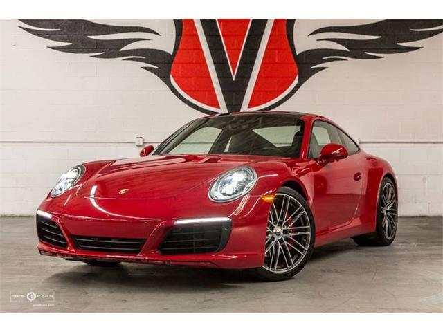 2018 Porsche 911 Carrera (CC-1254134) for sale in San Diego, California