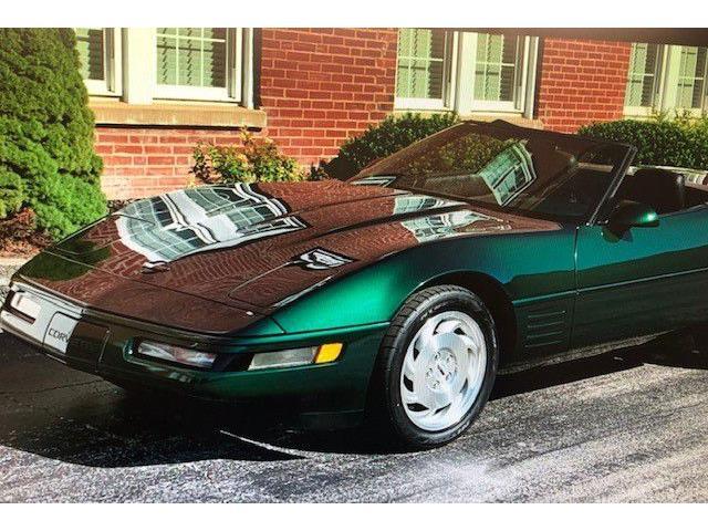 1993 Chevrolet Corvette (CC-1254137) for sale in Boca Raton, Florida