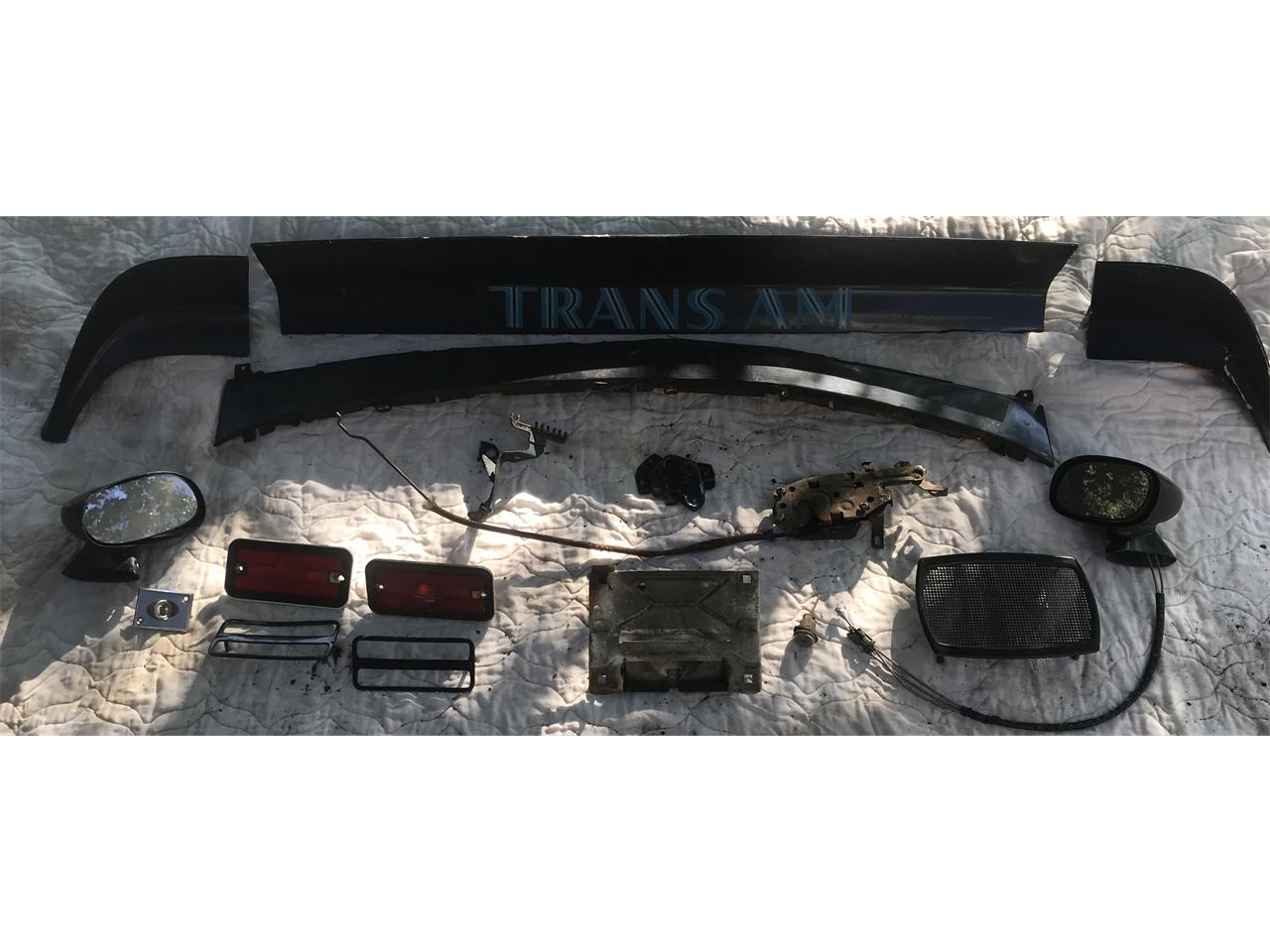 1974 Pontiac Firebird Trans Am (CC-1254143) for sale in Arlington Heights, Illinois