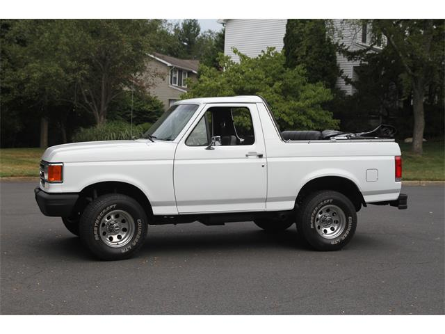 1987 Ford Bronco (CC-1254146) for sale in Fairfax, Virginia