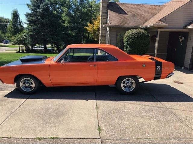 Dodge Dart For Sale Near Me >> 1967 Dodge Dart For Sale On Classiccars Com