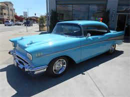 1957 Chevrolet 2-Dr Hardtop (CC-1254184) for sale in Gilroy, California