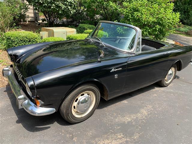 1965 Sunbeam Alpine IV