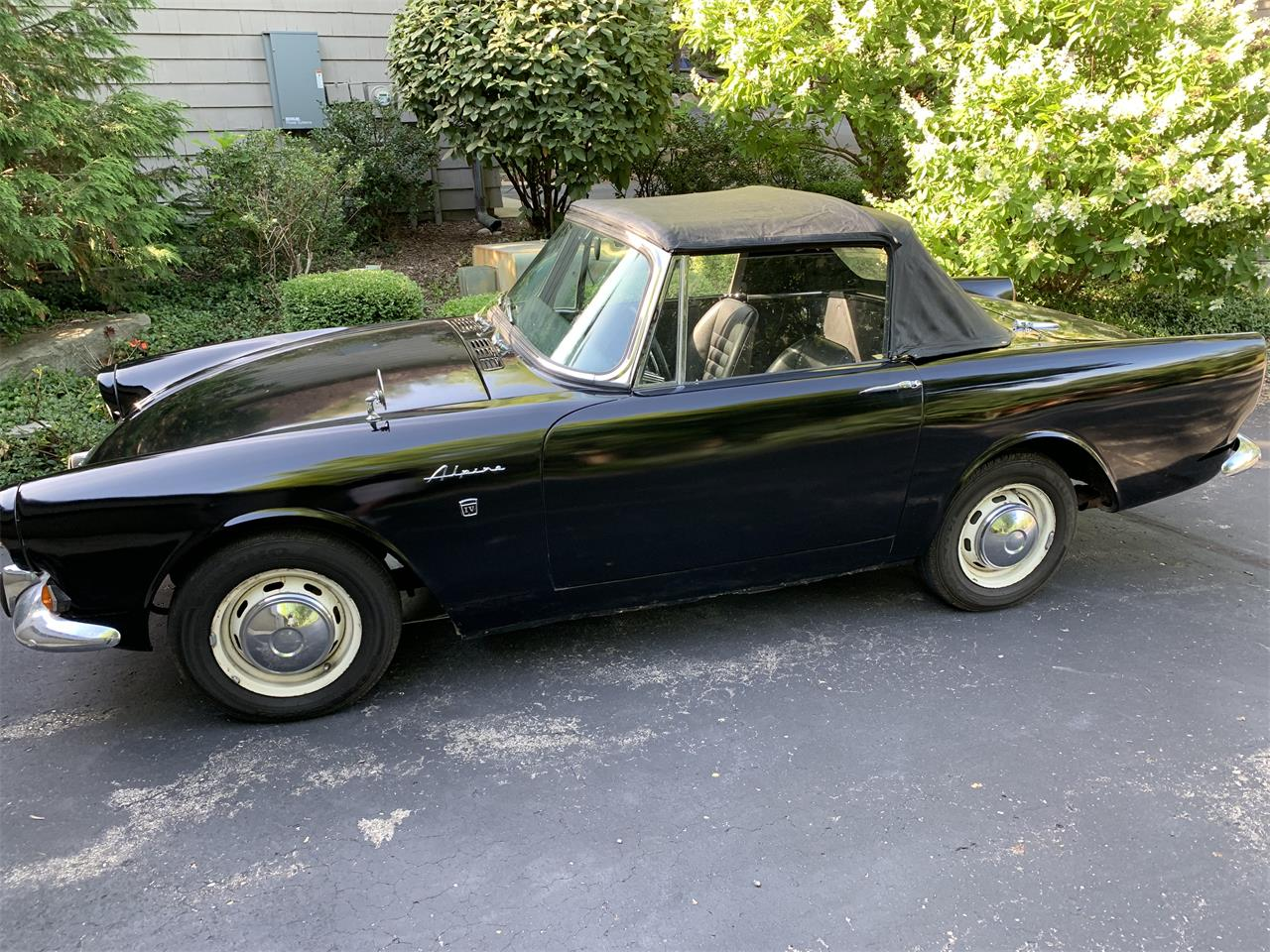 1965 Sunbeam Alpine IV (CC-1254197) for sale in Bloomfield Hills, Michigan