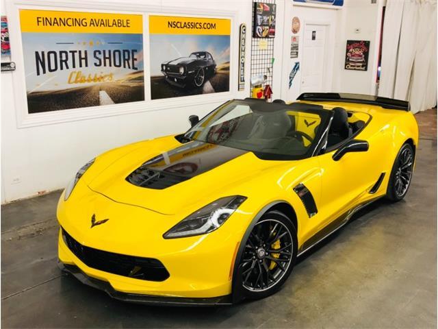 2015 Chevrolet Corvette (CC-1254228) for sale in Mundelein, Illinois