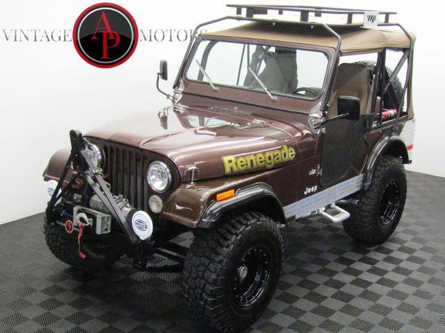 1977 Jeep CJ5 (CC-1254230) for sale in Statesville, North Carolina