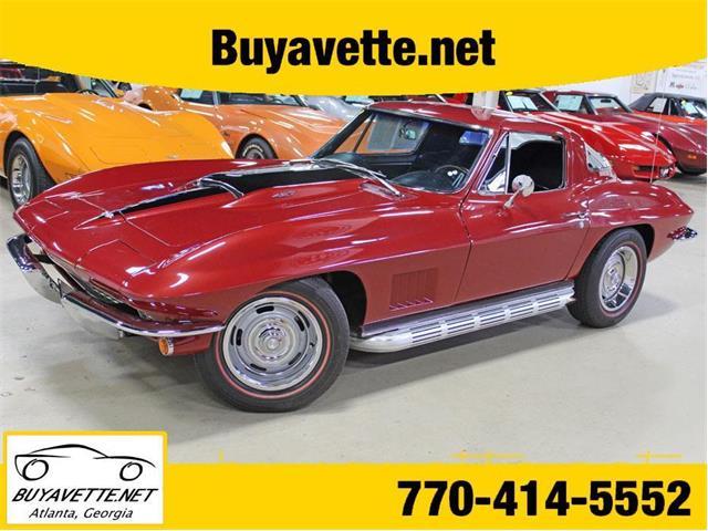 1967 Chevrolet Corvette (CC-1254237) for sale in Atlanta, Georgia