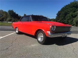 1963 Chevrolet Nova (CC-1254262) for sale in Westford, Massachusetts