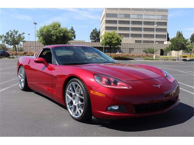 2009 Chevrolet Corvette (CC-1254269) for sale in Anaheim, California