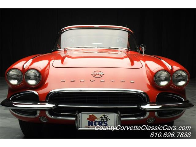 1962 Chevrolet Corvette (CC-1254283) for sale in West Chester, Pennsylvania