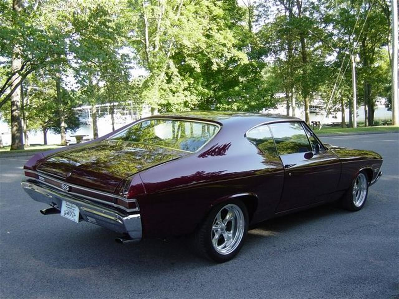 1968 Chevrolet Chevelle (CC-1254285) for sale in Hendersonville, Tennessee