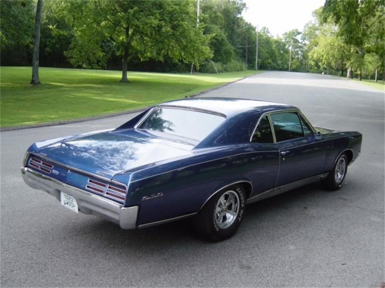 1967 Pontiac LeMans (CC-1254286) for sale in Hendersonville, Tennessee