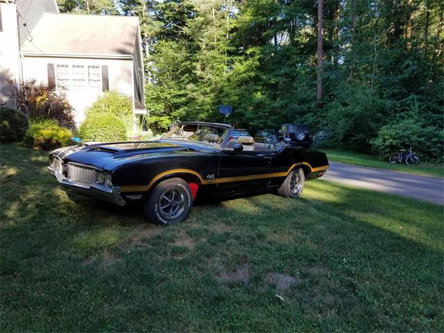 1970 Oldsmobile 442 W-30 (CC-1254352) for sale in Taunton, Massachusetts