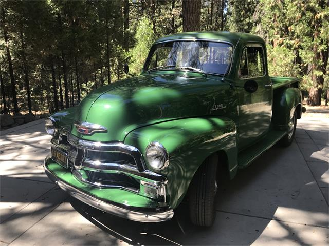 1954 Chevrolet Pickup (CC-1254356) for sale in Blairsden-Graeagle, California