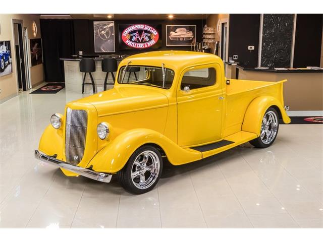 1935 Ford Pickup (CC-1254376) for sale in Plymouth, Michigan