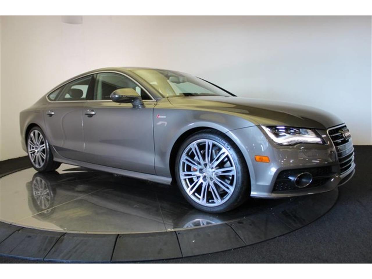 2012 Audi A6 (CC-1254398) for sale in Anaheim, California