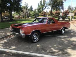 1971 Chevrolet El Camino (CC-1254430) for sale in Sacramento, California