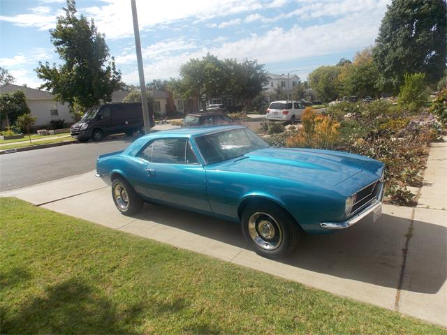 1967 Chevrolet Camaro (CC-1254439) for sale in Los Angeles, California