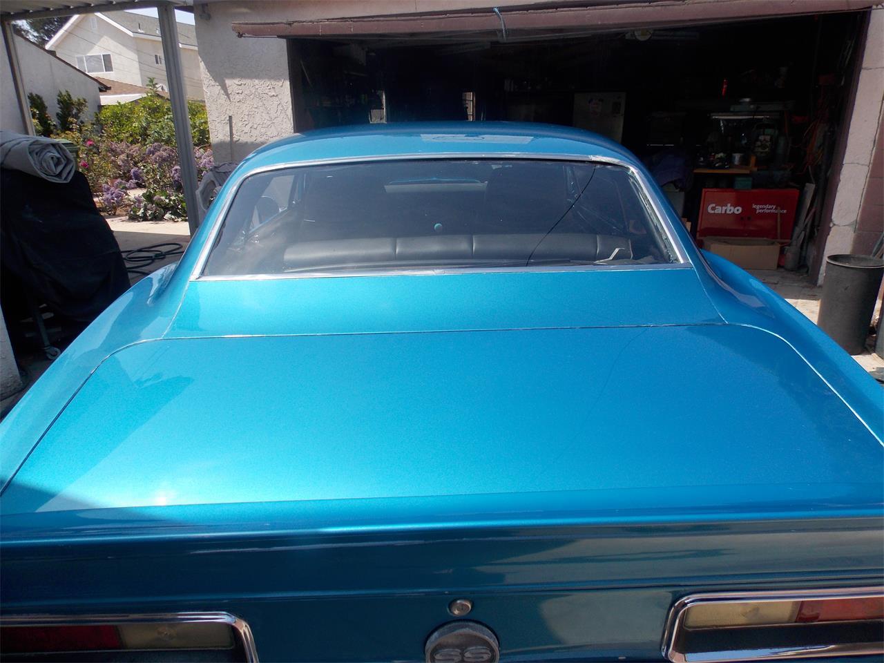 1967 Chevrolet Camaro (CC-1254439) for sale in Los Angeles, California