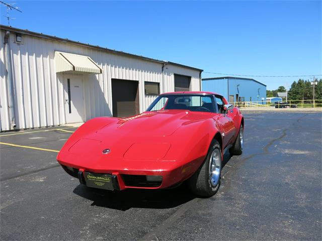 1976 Chevrolet Corvette (CC-1254453) for sale in Manitowoc, Wisconsin