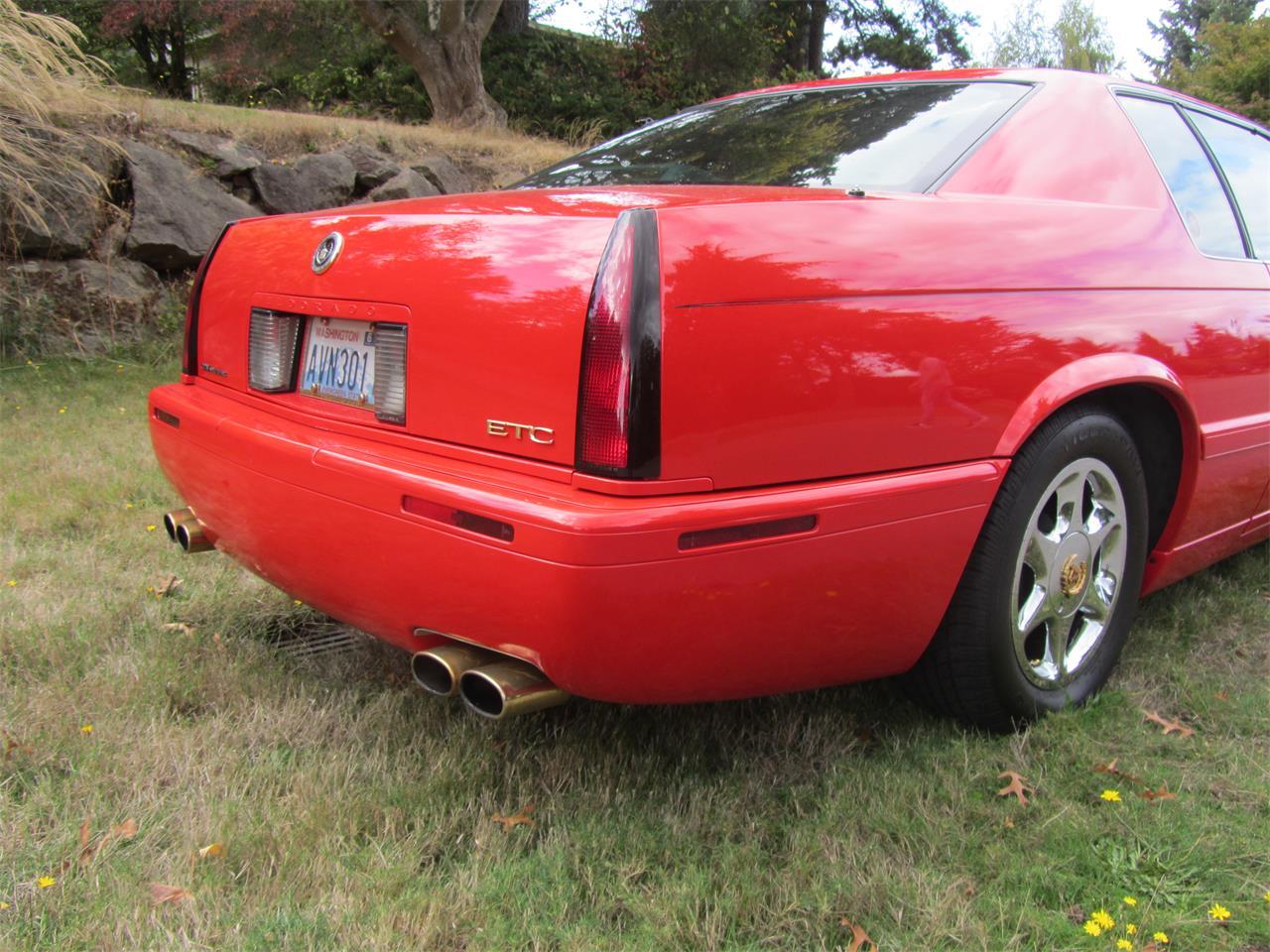 2002 Cadillac Eldorado (CC-1254471) for sale in Bellevue, Washington