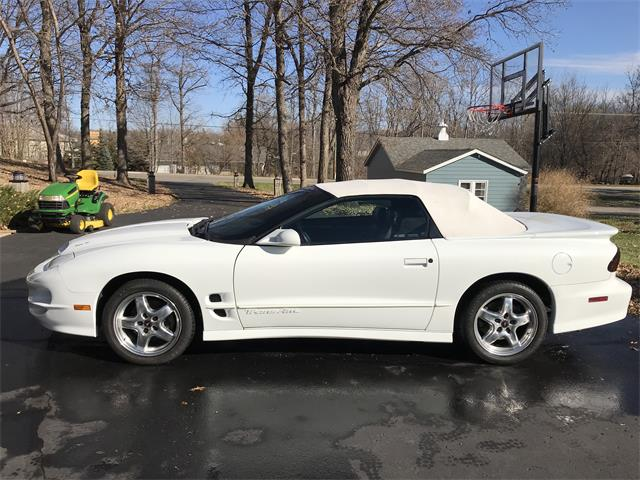 2001 Pontiac Firebird Trans Am WS6 (CC-1254476) for sale in Detroit Lakes , Minnesota