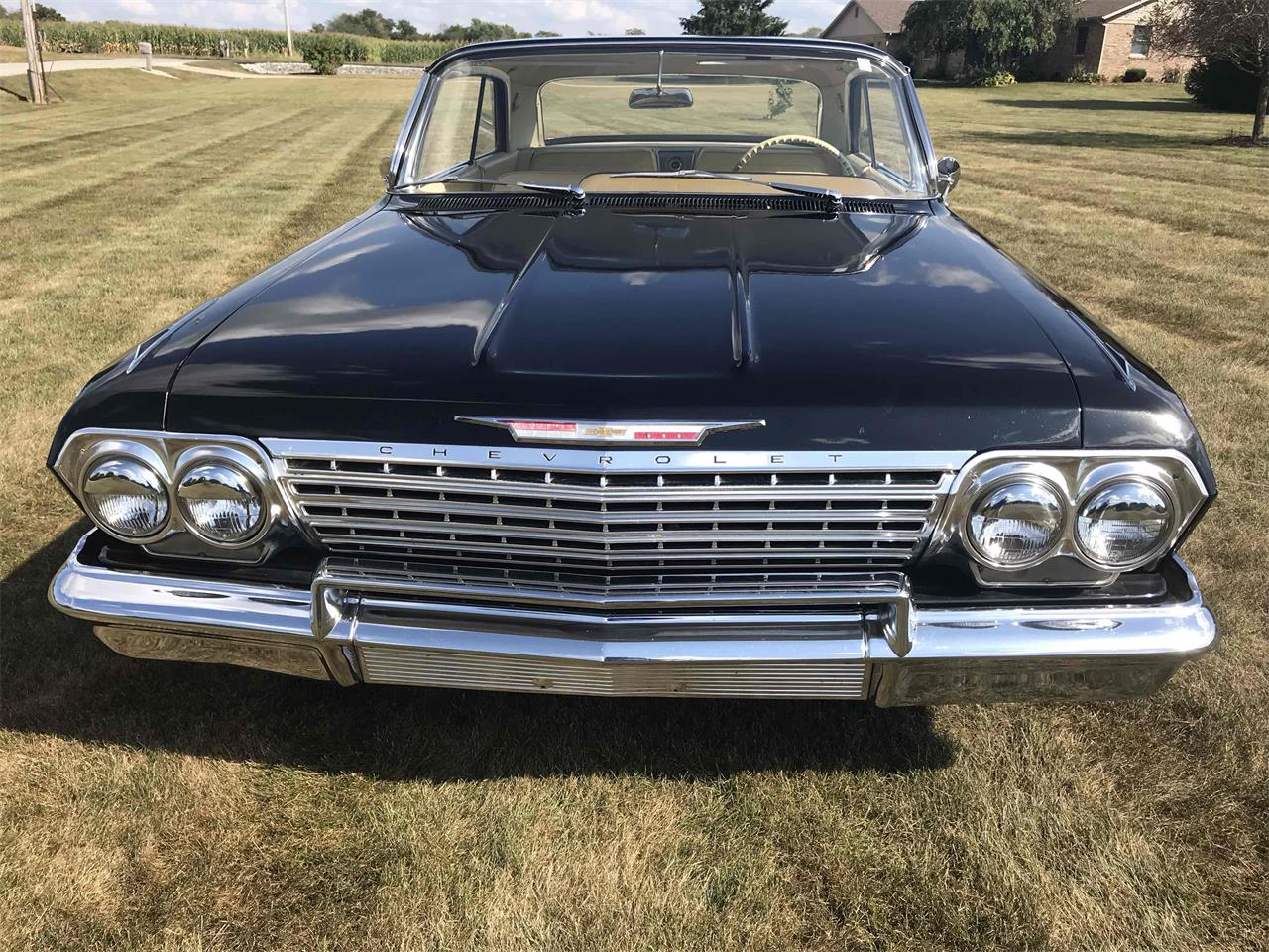 1962 Chevrolet Impala SS (CC-1254480) for sale in Rushville, Indiana