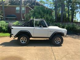 1966 Ford Bronco (CC-1254487) for sale in Friendswood, Texas