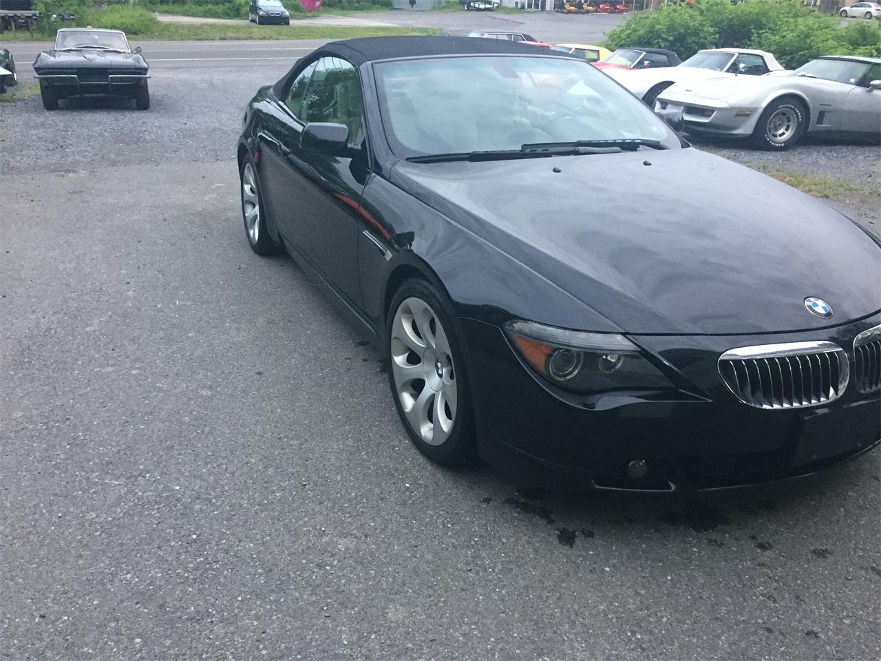 2005 BMW 645ci (CC-1254501) for sale in Mount Union, Pennsylvania