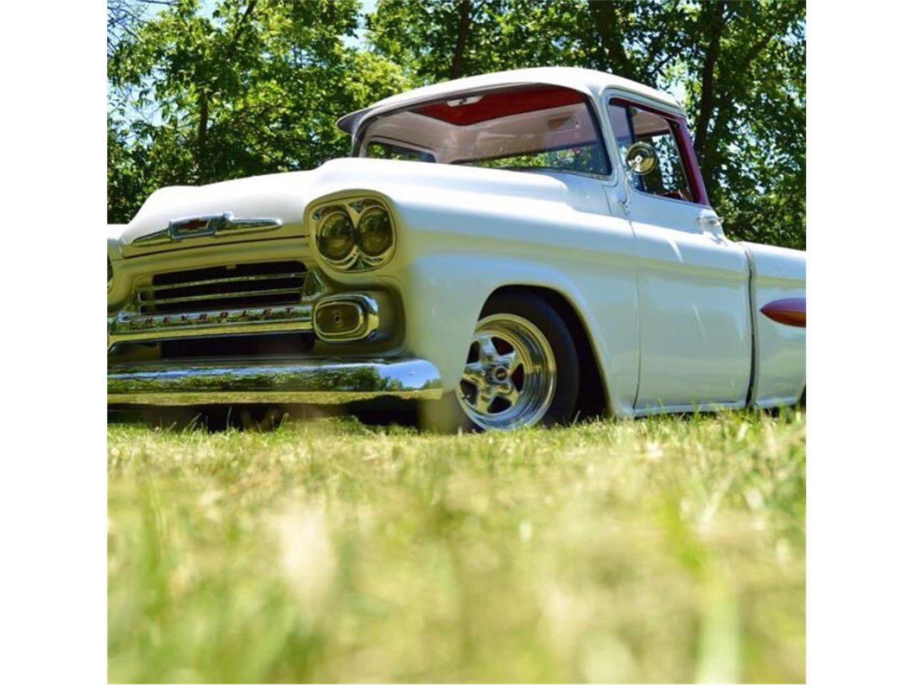 1958 Chevrolet Apache (CC-1254514) for sale in West Pittston, Pennsylvania
