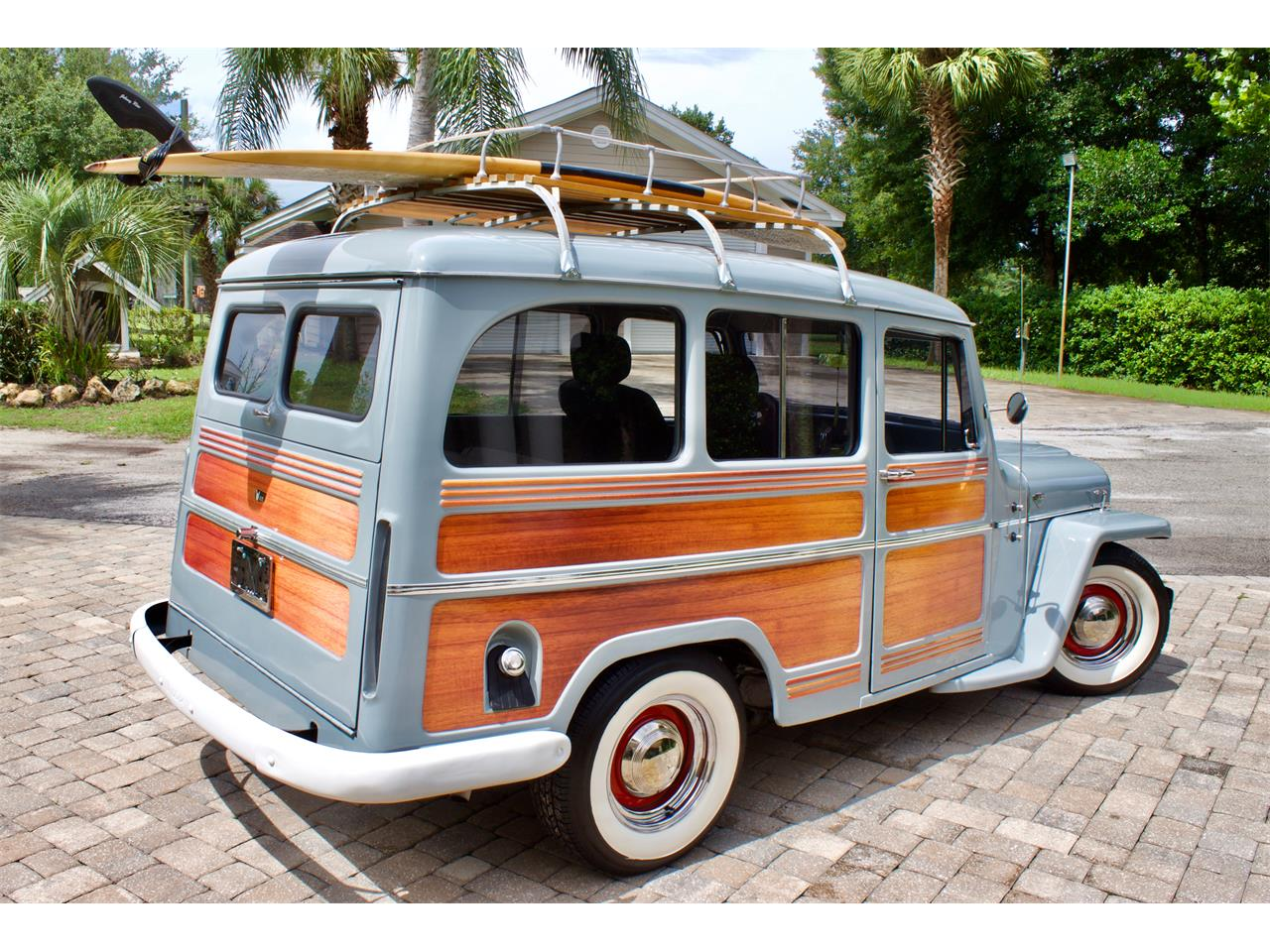1957 Willys Wagoneer (CC-1254559) for sale in Eustis, Florida