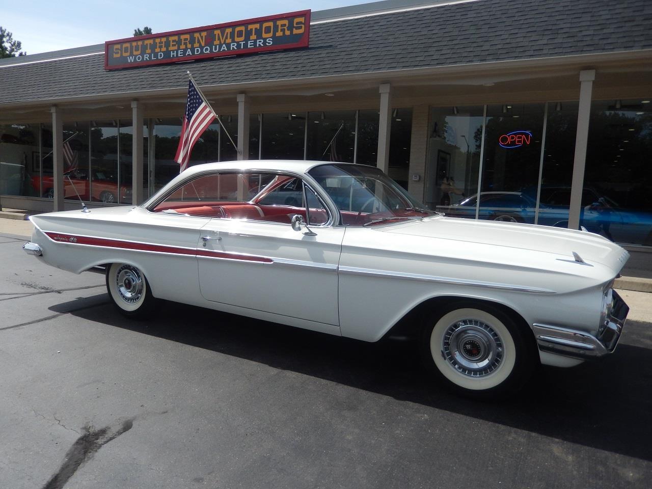 1961 Chevrolet Impala SS (CC-1254562) for sale in Clarkston, Michigan
