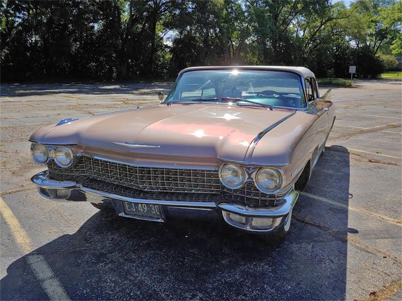 1960 Cadillac Series 62 (CC-1254573) for sale in Richmond, Illinois