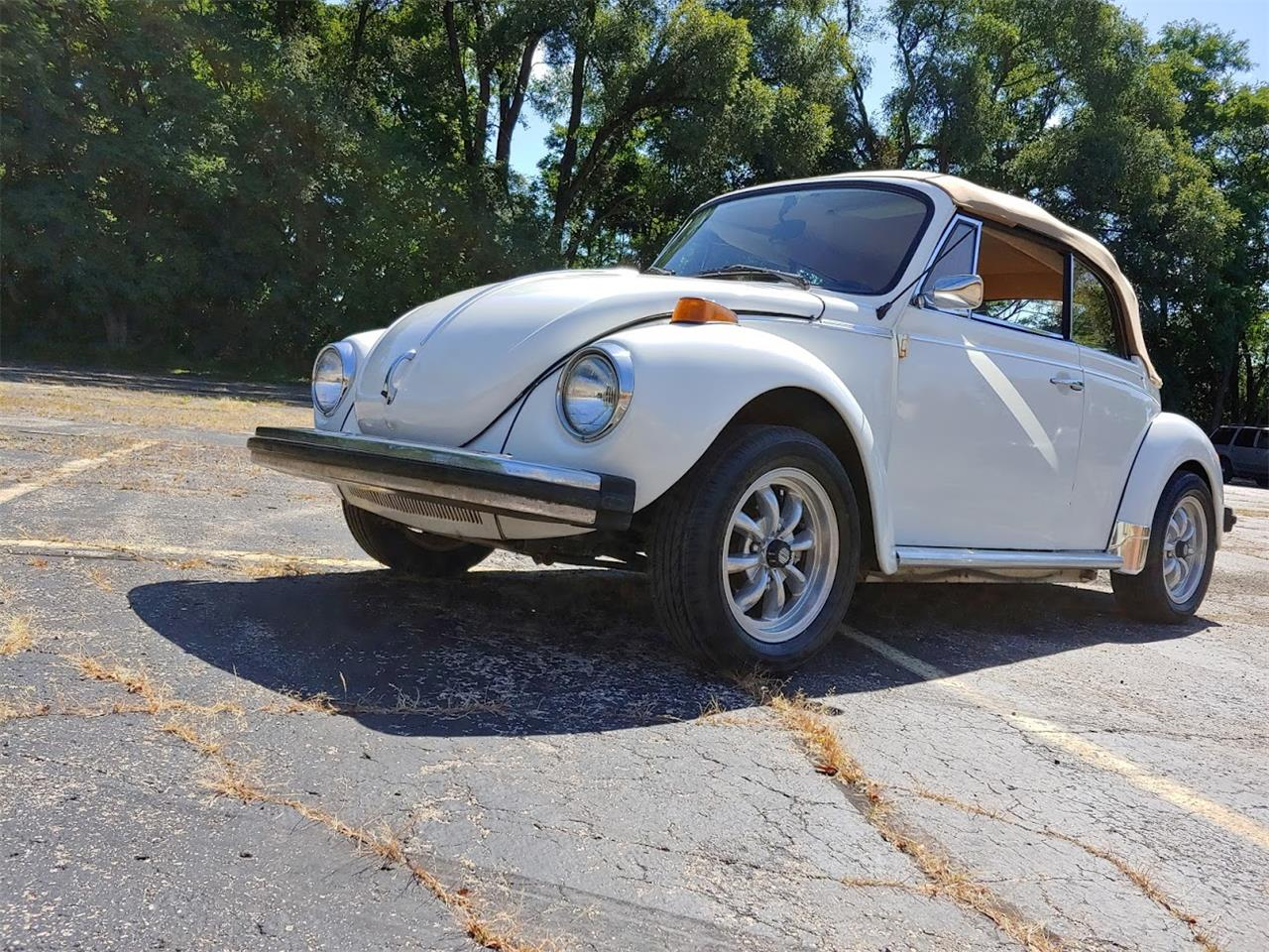 1979 Volkswagen Convertible (CC-1254574) for sale in Richmond, Illinois
