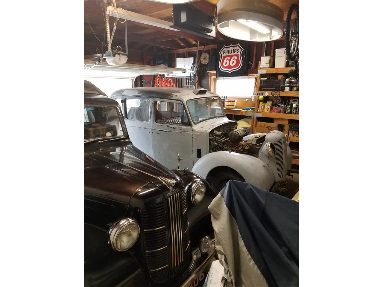 1958 Austin FX3 Taxi Cab (CC-1254581) for sale in Waukesha, Wisconsin