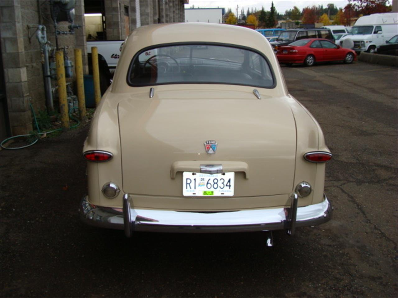 1950 Ford 2-Dr Sedan (CC-1254589) for sale in Keremeos, British Columbia
