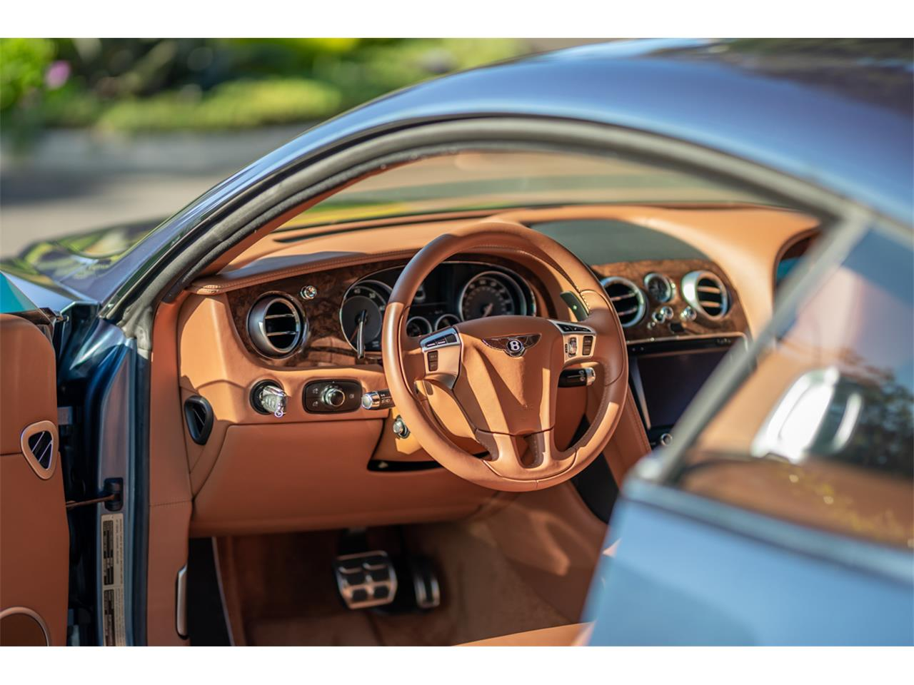 2014 Bentley Continental (CC-1254598) for sale in Monterey, California