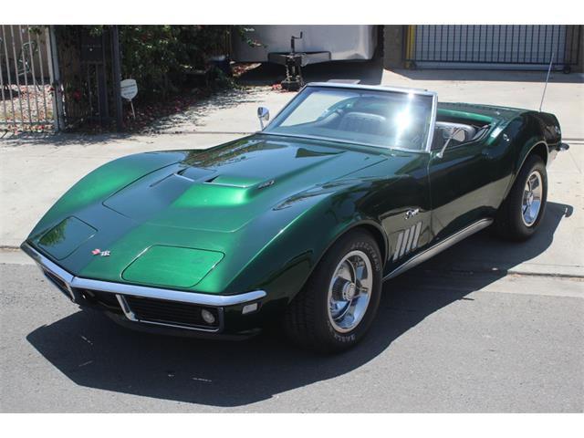 1968 Chevrolet Corvette (CC-1254601) for sale in San Diego , California