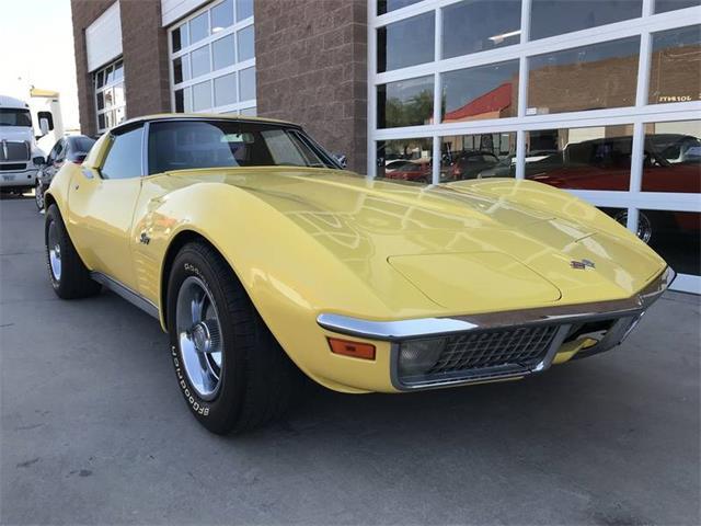 1970 Chevrolet Corvette Stingray (CC-1254606) for sale in Henderson, Nevada