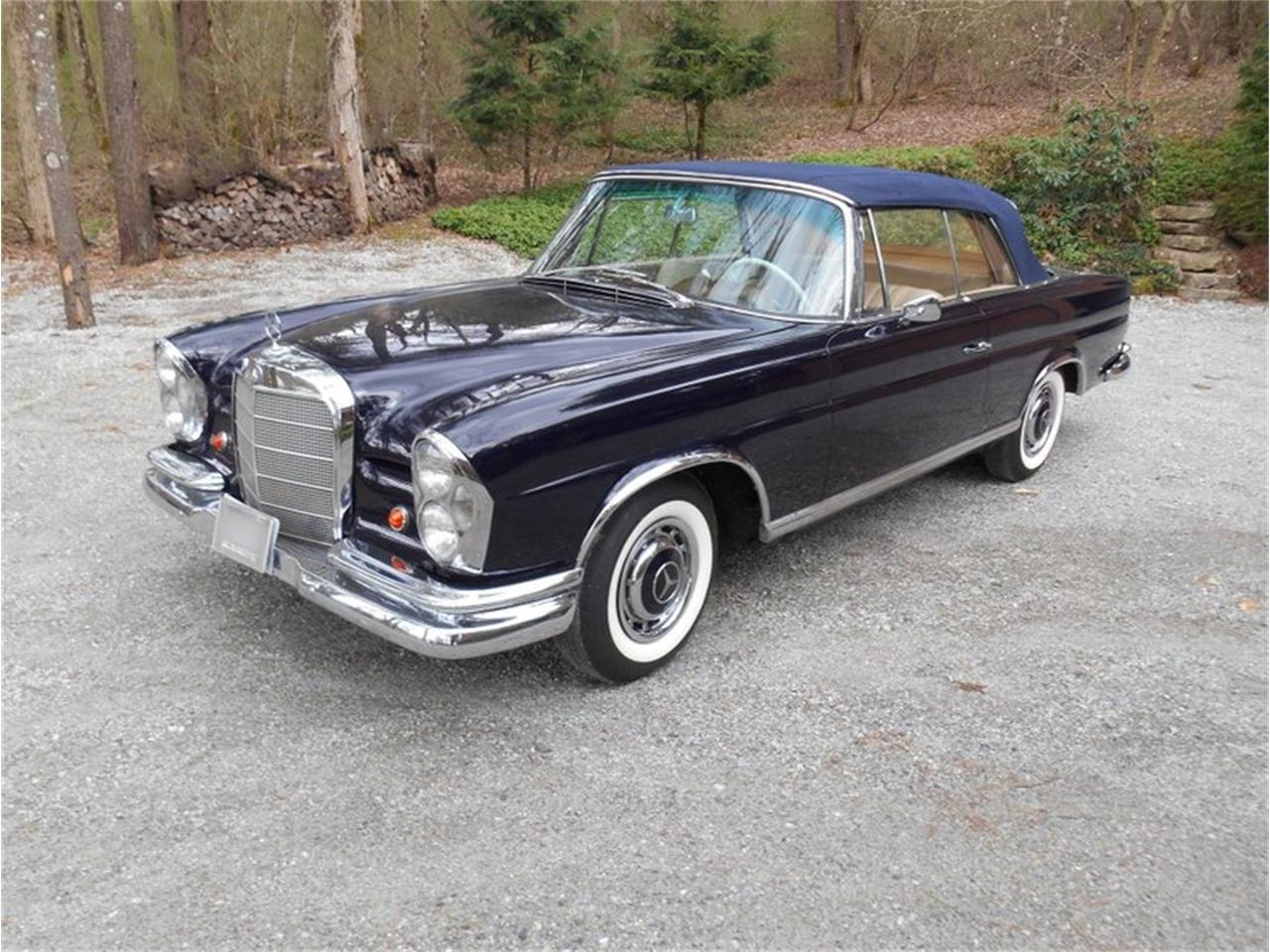 1964 Mercedes-Benz 220SE (CC-1254634) for sale in Roslyn, New York