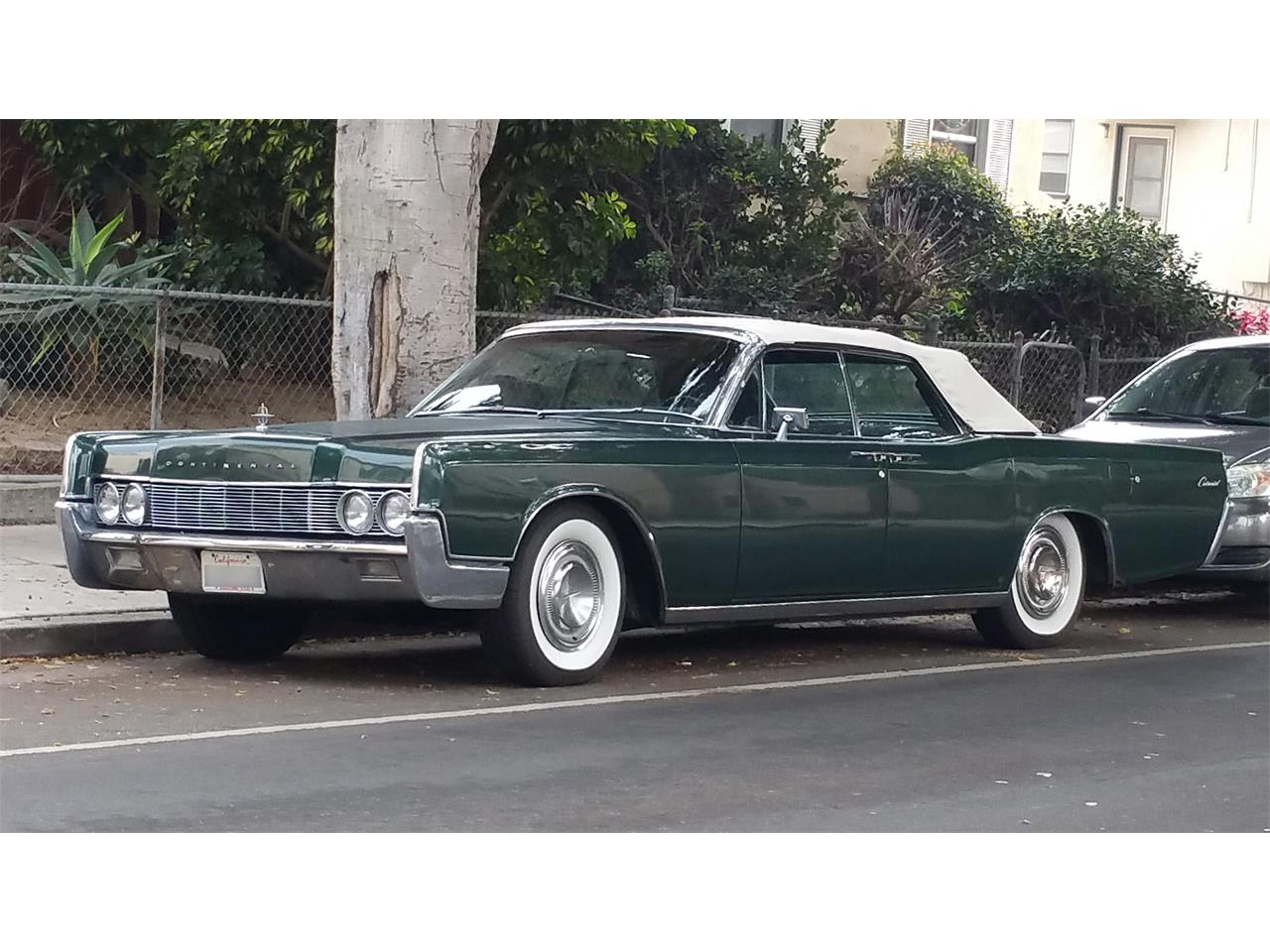 1967 Lincoln Continental (CC-1254662) for sale in Los Angeles, California